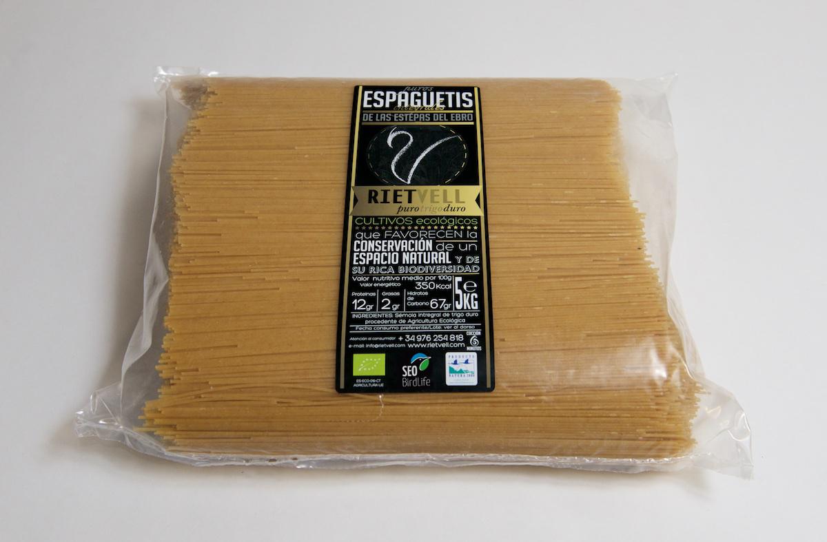 Espaguetis integrales Image